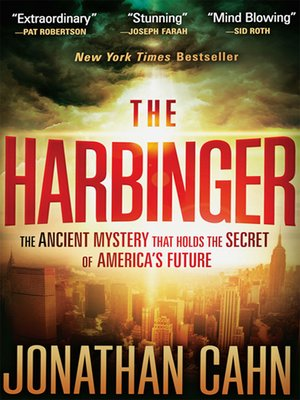 Click this cover for a(n) Audiobook sample of The Harbinger.
