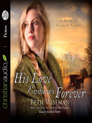 Click this cover for a(n) Audiobook sample of His Love Endures Forever
