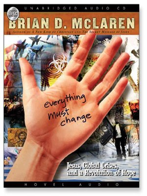 Click this cover for a(n) Audiobook sample of Everything Must Change.
