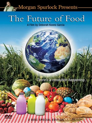 Morgan Spurlock Presents Future Of Food
