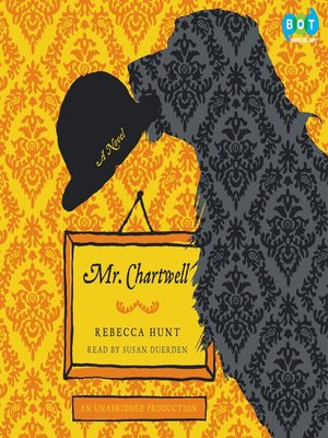 Click this cover for a(n) Audiobook sample of Mr. Chartwell.