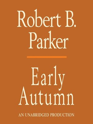 Cover of Early Autumn