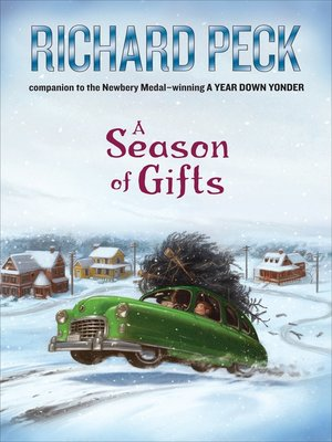 Click this cover for a(n) Audiobook sample of A Season of Gifts
