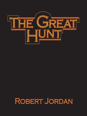 Click this cover for a(n) Audiobook sample of The Great Hunt.