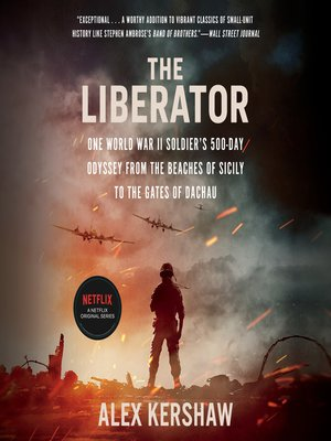 Click this cover for a(n) Audiobook sample of The Liberator.