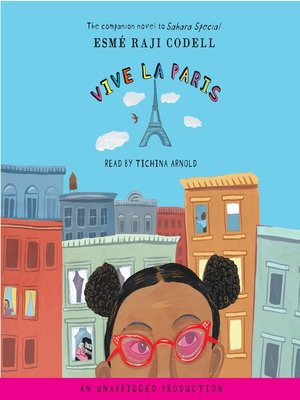 Click this cover for a(n) Audiobook sample of Vive La Paris