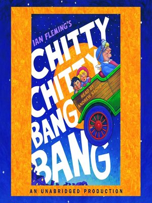 Click this cover for a(n) Audiobook sample of Chitty Chitty Bang Bang