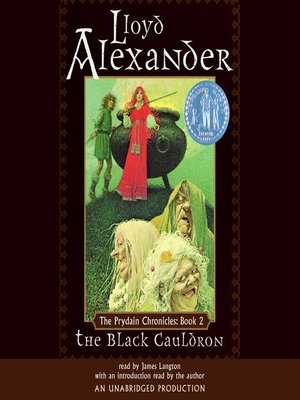 Click this cover for a(n) Audiobook sample of The Black Cauldron