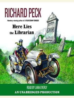 Cover of Here Lies the Librarian