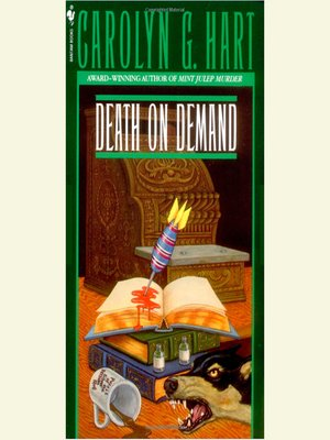Click this cover for a(n) Audiobook sample of Death on Demand.