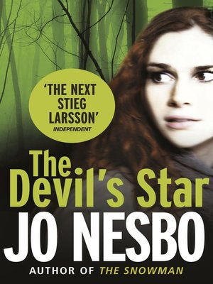 Click this cover for a(n) Audiobook sample of The Devil's Star
