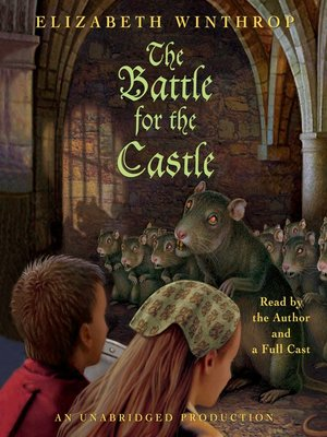 Click this cover for a(n) Audiobook sample of The Battle for the Castle
