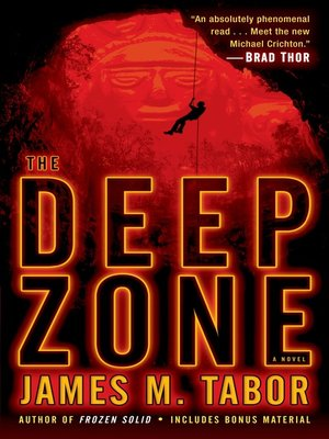 Click this cover for a(n) Audiobook sample of The Deep Zone.