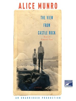 Click this cover for a(n) Audiobook sample of The View From Castle Rock.