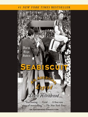 Click this cover for a(n) Audiobook sample of Seabiscuit.