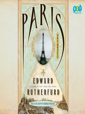 Click this cover for a(n) Audiobook sample of Paris.