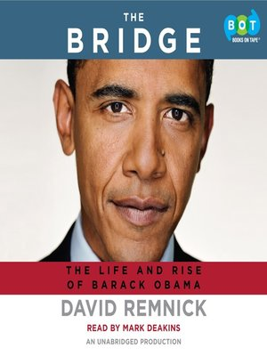 Click this cover for a(n) Audiobook sample of The Bridge