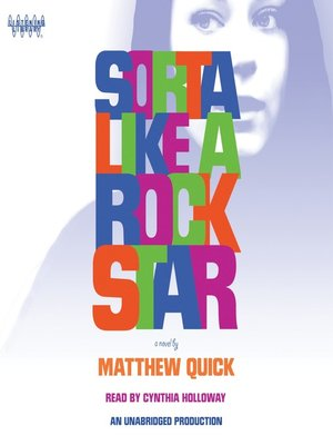 Click this cover for a(n) Audiobook sample of Sorta Like A Rock Star
