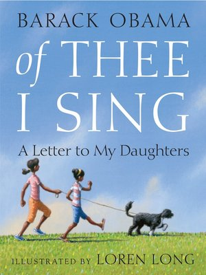 Click this cover for a(n) Audiobook sample of Of Thee I Sing.