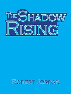 Click this cover for a(n) Audiobook sample of The Shadow Rising.