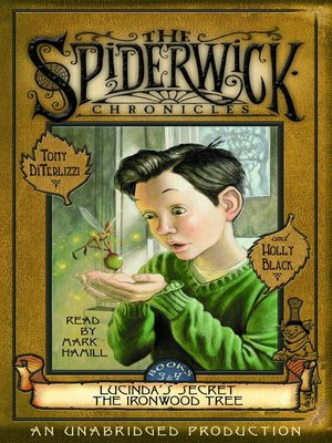 Click this cover for a(n) Audiobook sample of The Spiderwick Chronicles, Volume II