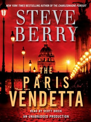 Cover of The Paris Vendetta