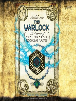 Click this cover for a(n) Audiobook sample of The Warlock