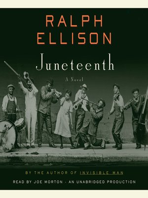 Click this cover for a(n) Audiobook sample of Juneteenth.