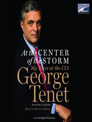 Cover of At The Center of the Storm