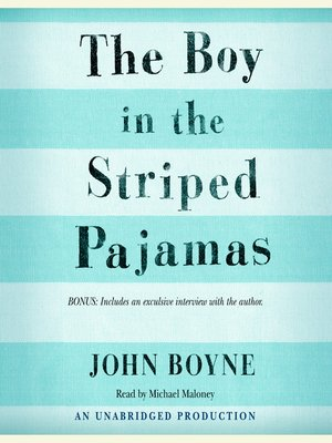 Cover of The Boy In the Striped Pajamas