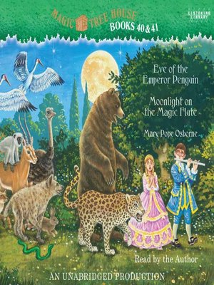 Cover of Magic Tree House, Books 40 & 41