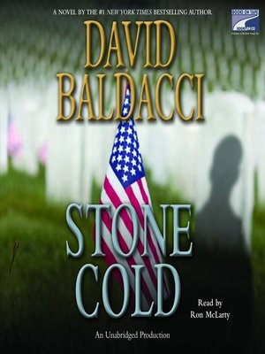 Click this cover for a(n) Audiobook sample of Stone Cold.