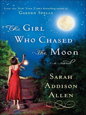 Click this cover for a(n) Audiobook sample of The Girl Who Chased the Moon