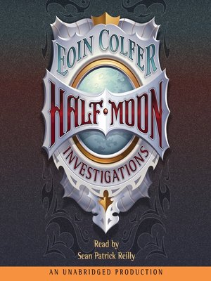 Cover of Half-Moon Investigations
