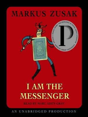 Click this cover for a(n) Audiobook sample of I Am the Messenger.