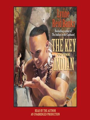 Click this cover for a(n) Audiobook sample of The Key to the Indian.