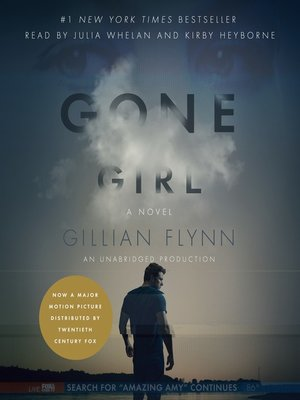 Click this cover for a(n) Audiobook sample of Gone Girl.