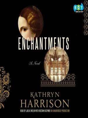 Click this cover for a(n) Audiobook sample of Enchantments.
