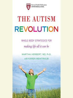 Click this cover for a(n) Audiobook sample of The Autism Revolution.