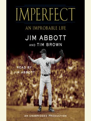 Click this cover for a(n) Audiobook sample of Imperfect.