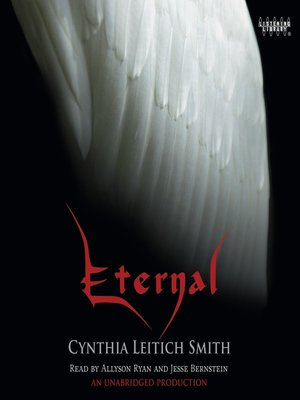 Click this cover for a(n) Audiobook sample of Eternal.