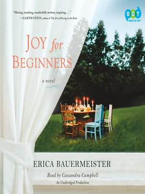 Click this cover for a(n) Audiobook sample of Joy For Beginners.