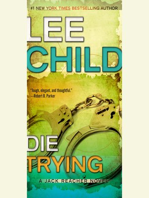 Cover of Die Trying