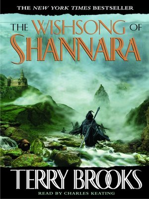 Click this cover for a(n) Audiobook sample of The Wishsong of Shannara