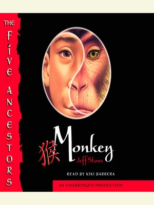 Click this cover for a(n) Audiobook sample of Monkey