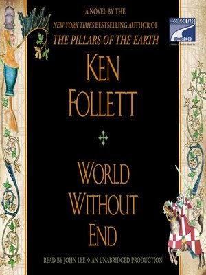 Click this cover for a(n) Audiobook sample of World Without End.