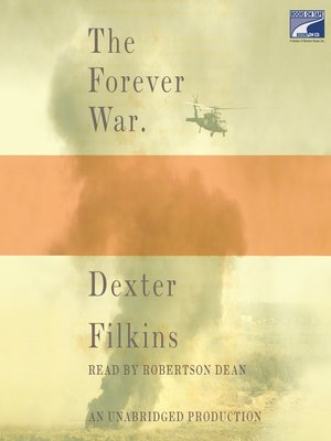Click this cover for a(n) Audiobook sample of The Forever War.