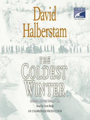 Click this cover for a(n) Audiobook sample of The Coldest Winter