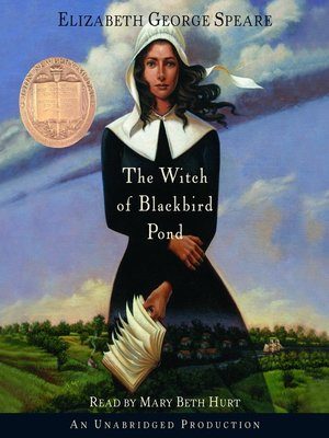 Click this cover for a(n) Audiobook sample of The Witch of Blackbird Pond