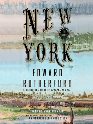 Click this cover for a(n) Audiobook sample of New York